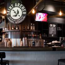 photo of angel stadium - saint archer brewing co. restaurant