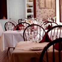 foto von the quechee inn at marshland farm restaurant