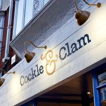 photo of cockle and clam restaurant