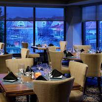 photo of edgewater bar & grille - hilton charlotte university place restaurant