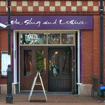 photo of slug & lettuce - stockton heath restaurant