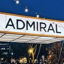 foto de restaurante the admiral