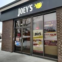 photo of joey's seafood restaurant sherwood park restaurant