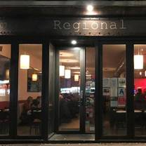 photo of regional restaurant