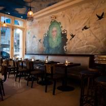 foto de restaurante karvouna mezze