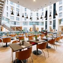 photo of urban cafe @ sofitel london gatwick restaurant
