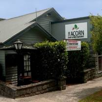photo of the acorn bar & restaurant restaurant