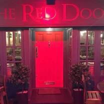 photo of moods @ the red door restaurant