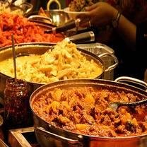 photo of vaades the indian restaurant restaurant