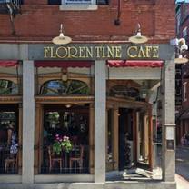 photo of the florentine cafe restaurant