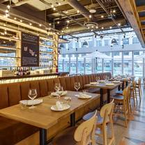 photo of il patio di eataly/piazza - eataly toronto restaurant