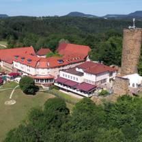 photo of burg staufeneck restaurant
