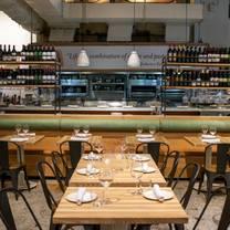 photo of la pizza & la pasta - eataly nyc flatiron restaurant