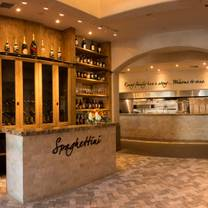 photo of spaghettini grill and jazz club restaurant