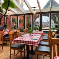 photo of luigi's al fresco restaurant
