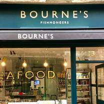 photo of bourne's highbury restaurant