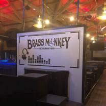 photo of brass monkey restaurant