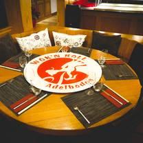 photo of wok'n roll adelboden restaurant