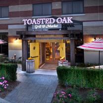 photo of toasted oak grill & market restaurant