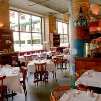 photo of la sardine restaurant