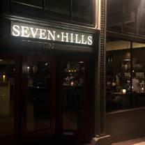 photo of seven hills restaurant