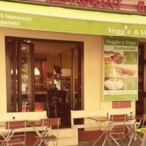 foto von veggie & vega restaurant