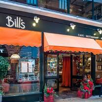 photo of bill's restaurant & bar - norwich restaurant