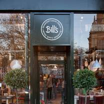 photo of bill's restaurant & bar - leamington spa restaurant