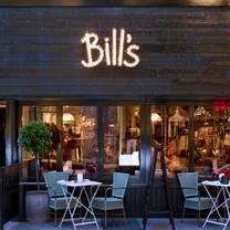 photo of bill's restaurant & bar - high wycombe restaurant