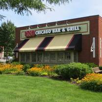 photo of uno pizzeria & grill - s. burlington restaurant