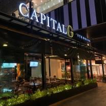 foto de restaurante capital g stk house