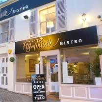 photo of fig & thistle bistro restaurant