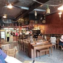 photo of char'd city restaurant