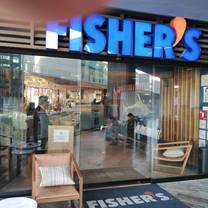 foto van fisher's - monterrey restaurant