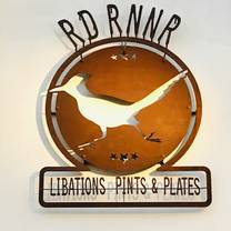 photo of rd rnnr libations pints & plates restaurant