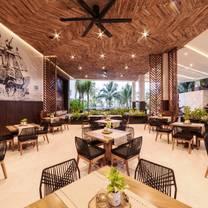 photo of mvngata beach club restaurant