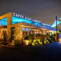 photo of caffe aldo lamberti restaurant