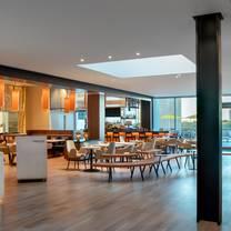 photo of terrace 54 bar + table restaurant
