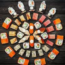 photo of oshio sushi & steakhouse restaurant