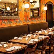 photo of almond palm beach restaurant