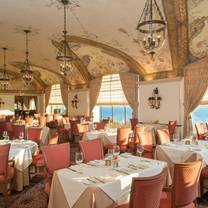photo of cafe pacific at trump national golf club restaurant