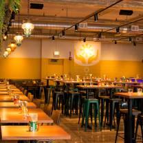 photo of cosmica restaurant