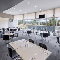 photo of flight restaurant restaurant