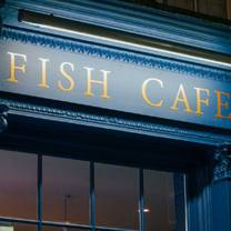 photo of fish cafe restaurant