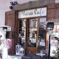 photo of vasari cafe restaurant