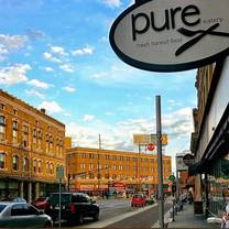 photo of pure eatery - fountain square restaurant