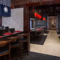 photo of nori asian grill - teppanyaki dining - hyatt regency grand reserve restaurant