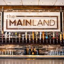 photo of the mainland kitchen + pub restaurant
