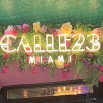 photo of calle 23 restaurant