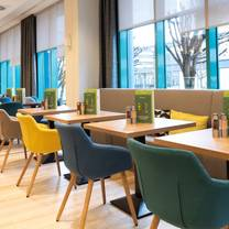foto von holiday inn essen city centre restaurant
